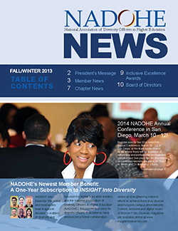 Fall-Winter 2013 Newsletter